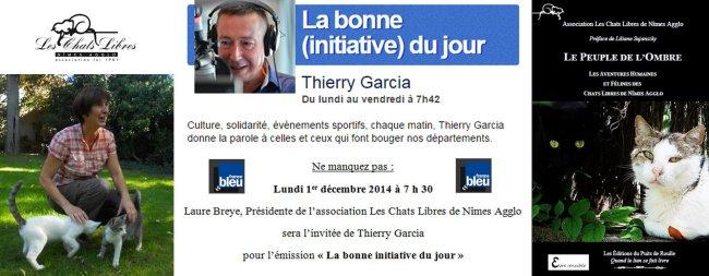 Laure Breye Chats Libres de Nîmes Agglo Editions du Puits de Roulle
