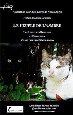 chats libres de Nîmes Agglo Editions du Puits de Roulle