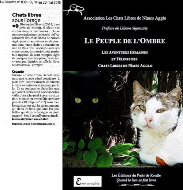Chats Libres Editions du Puits de Roulle