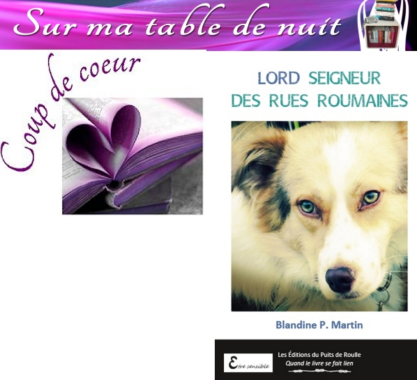 Lord sur ma table de nuit Blandine P. Martin