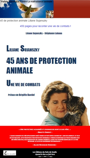 Liliane Sujanszky Lahana Stéphanie Paroles animaux