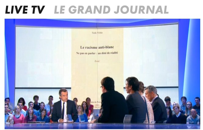 Tarik Yildiz Grand Journal